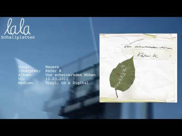 lala Schallplatten 2011: Käfer K, Endzeit & Jimmy Kafka