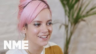 NME meets Lily Allen