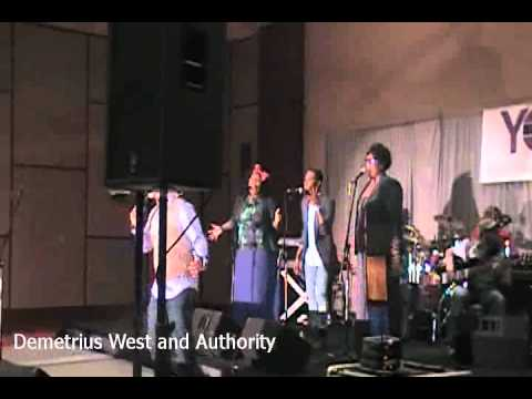 Every Praise is To Our God -- Demetrius West and Authority