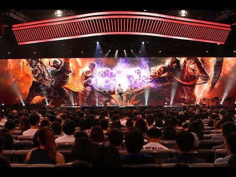 Kong Hee & Sun Ho - The Four Horsemen of Apocalypse [2016-04-16]