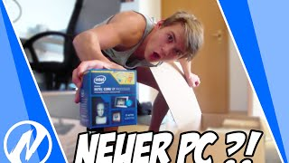 Neuer Gaming PC für 1000€ ? // Vlog // Naicro