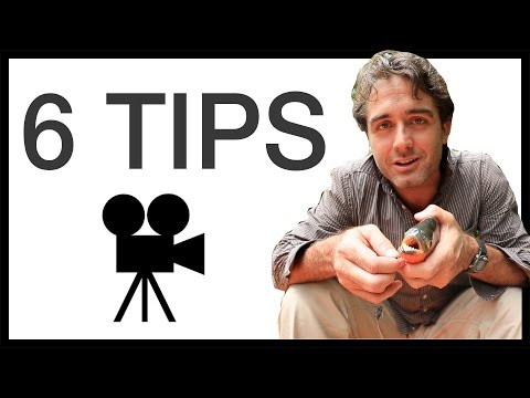 6 Tips for (Documentary) Filmmakers