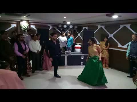 Rohit weds Divya Ring ceremony dance part 1 thumbnail