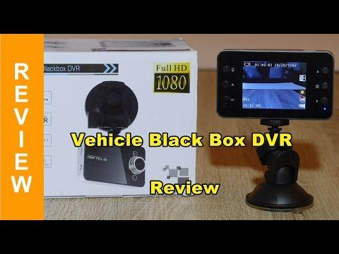 Black Box Dashcam Review