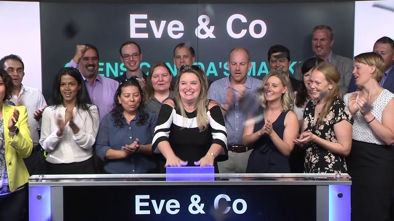 Eve & Co Incorporated opens TSX Venture Exchange, July 26, 2018 ...
