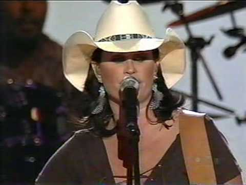 Terri Clark - I Just Wanna Be Mad (LIVE)