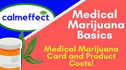Medical Marijuana Costs- Breakdown!