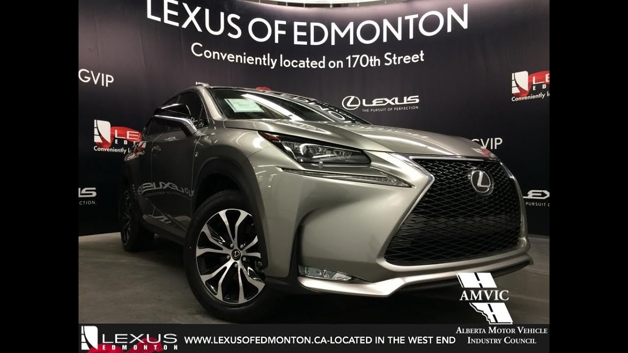 2016 lexus nx 200t awd f sport series 1 review youtube. Black Bedroom Furniture Sets. Home Design Ideas