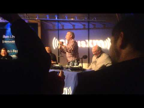 Ron and Fez - Fez Hypnotized as Opie and The Nature Boy - December 12 2014
