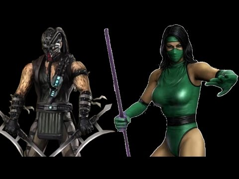 Mortal Kombat (2011) - Tag Ladder - Kabal & Jade - Expert - No Matches Or Rounds Lost