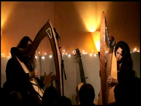 Aryeh & Lisa Lynne harp duo - The Selkie
