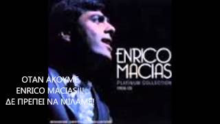 ENRICO MACIAS!!!PLATINUM COLLECTION-OLYMPIA PARIS.1964-1965