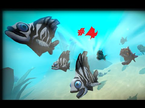 The klej fish feed and grow fish simulator 9 doovi for Feed and grow fish online