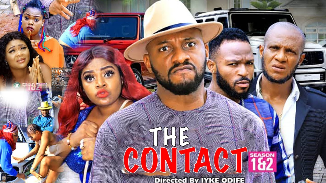 Download THE CONTACT SEASON 1 {NEW TRENDING MOVIE} - YUL EDOCHIE|2021 LATEST NIGERIAN NOLLYWOOD MOVIE