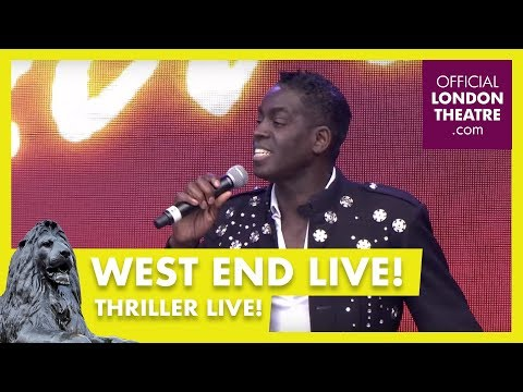 West End LIVE 2018: Thriller Live