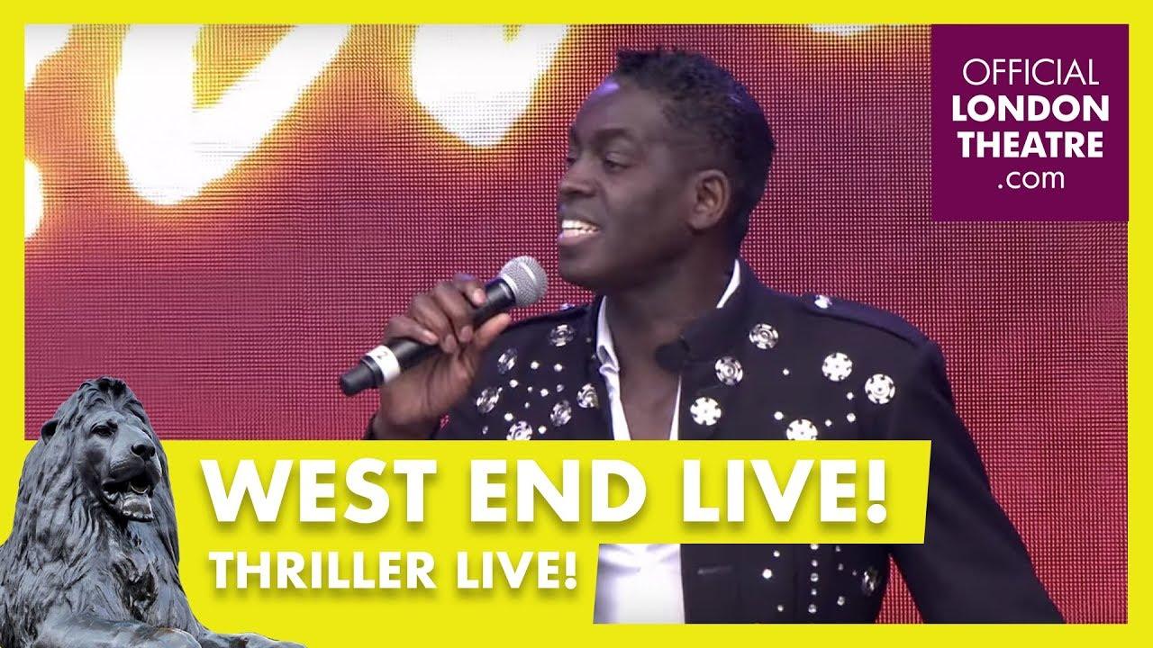 West End LIVE 2018: Thriller Live