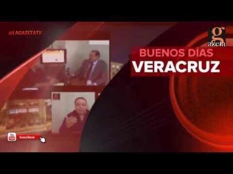 #ENVIVO 3 DIC 2018 #noticiero #BUENOSDIASVERACRUZ #LAGAZETATV #XALAPA #VERACRUZ #NEWS