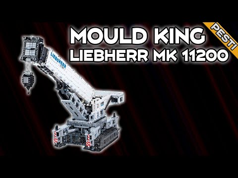 Mould King Liebherr