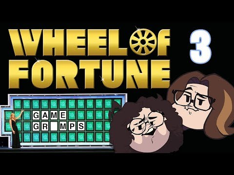 Wheel of Fortune: Not Broke Arin - PART 3 - Game Grumps VS