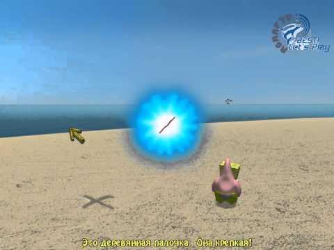 Игры Спанч Боб онлайн – играть в Губку Боб бесплатно