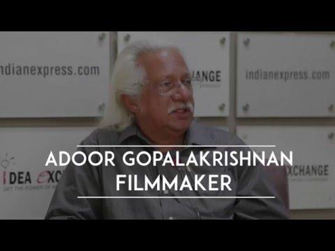 Idea Exchange With Veteran Filmmaker Adoor Gopalakrishnan