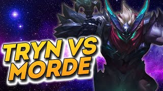 Tryndamere vs Mordekaiser - Tryn Only to High Elo #2 (League of Legends Patch 9.13)