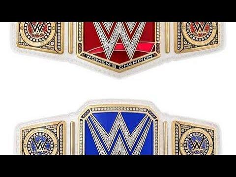 WWE 2K18 women 8 women battle royal