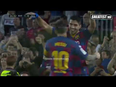 VIDEO Resumen y goles Barcelona vs Sevilla 4-0