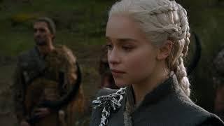 Juego de Tronos (subtitulado) Daenerys y Cersei tras la batalla