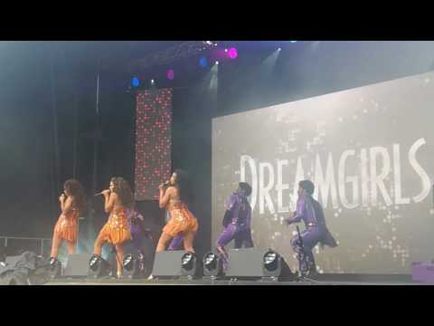 West End Live 2017 Dreamgirls - One Night Only