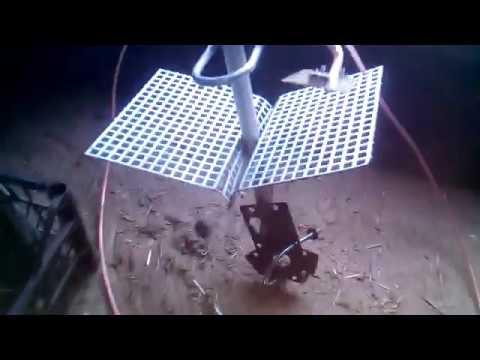 Самодельная  Т2 антенна (волновой канал)