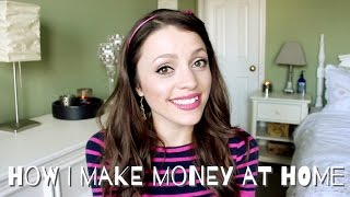 How I Make & Save Money AT HOME! Thumbnail