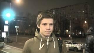 """Отзыв """"Не все коту масленица"""" в МХАТ им. Горького 24.11.12"""