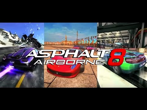 Asphalt 8: Airborne Music Video