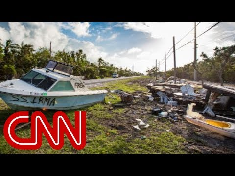 US cities struggle to recover after hurricanes