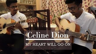 Celine Dion - My Heart Will Go On - Titanic - Acoustic cover