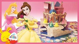 Princesses Disney en français - Le jeu pour enfants - Touni toys - Titounis