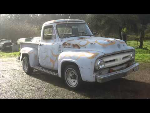 1953 Ford F100 6450 00 Obo Youtube
