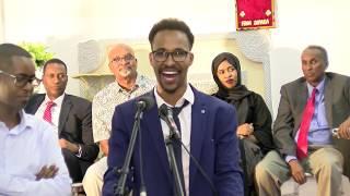 """Shiine Culay oo u hanjabay Faroole """"Tusbixii Faysal Waraabe baa iga xaday"""""""