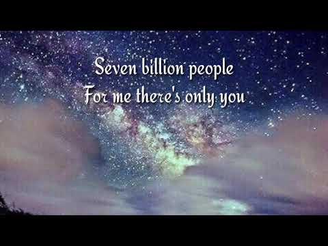 Obb - 7 Billion ( Lyrics Video )