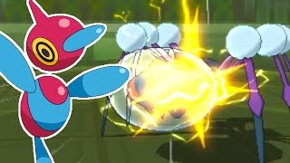 PORYGON-Z CONVERSION IS OP! | 2 Pokemon Sun & Moon Wifi Battles