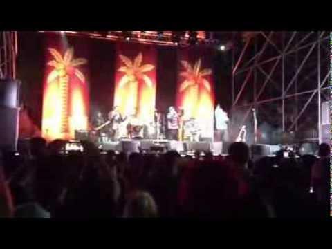 Tenacious D & Lonely Island at Festival Supreme