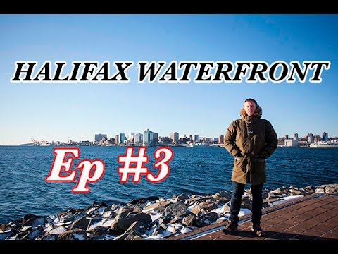 Downtown Halifax & Dartmouth Nova Scotia - Photography Tips  E03