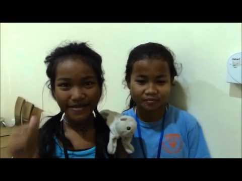 Globe Dreamers : Compter en Khmer (Phnom Penh - Cambodge)
