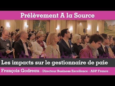 Prélèvement A la Source : les impacts sur le gestionnaire de paie