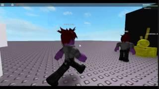 Purple guys death (ROBLOX STYLE!)