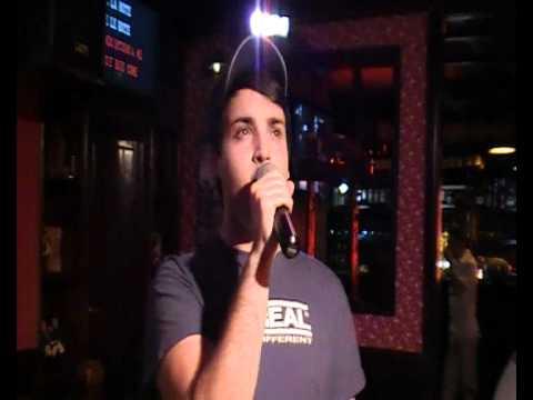 "Karaoke Match Volume 3 - 1° Serata - Francesco Manini canta ""La Notte"""