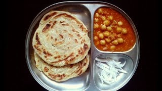 Mummy's Cooking- Hotel Style Parotta in Tamil