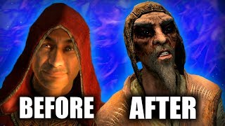 Skyrim - 5 Returning Characters
