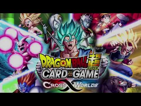 DBS Card Game - Cross Worlds Double Box Opening w/ Dash Packs